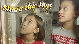 getlinkyoutube.com-SHARE THE JOY!!! Disney & Toys For Tots Holiday MINI MOVIE!