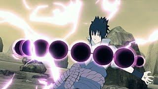 getlinkyoutube.com-RIKUDOU SASUKE! Rinnegan Sasuke Six Paths NEW Moveset MOD-NARUTO SHIPPUDED: Ultimate Ninja STORM 4