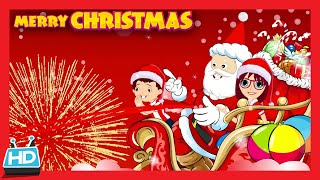 WE WISH YOU A MERRY CHRISTMAS and A HAPPY NEW YEAR Song with Lyrics