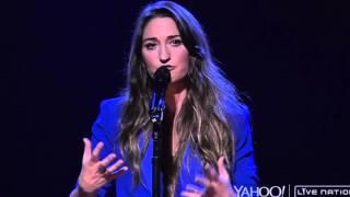 getlinkyoutube.com-Sara Bareilles - What's Inside - Songs From Waitress [Full Concert]