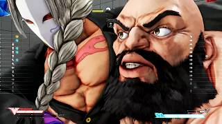 getlinkyoutube.com-スト5 アメリカの超強いザンギエフ(Stupendous) [STREET FIGHTER V]