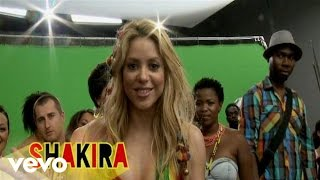 SHAKIRA - The Making of Waka Waka (This Time for Africa) (The Offic...
