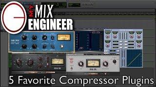 getlinkyoutube.com-Top 5 Favorite Compressor Plugins