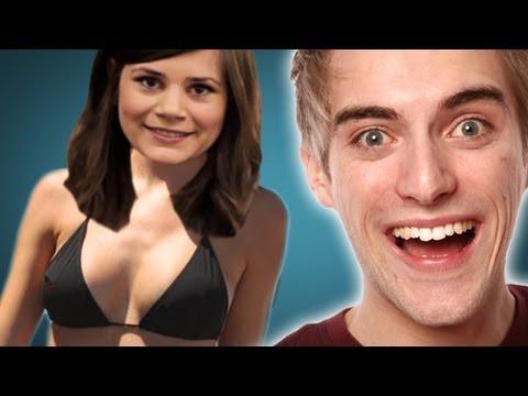 Wer lacht verliert: Pornotitel #3 mit Joyce