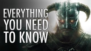 getlinkyoutube.com-EVERYTHING You Need To Know About SKYRIM SPECIAL EDITION!