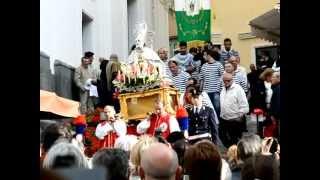 Capri San Costanzo 2012 la processione del santo da Caprinotizie.it