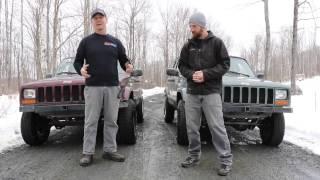 Manual VS Automatic Transmissions Off Road