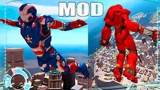 getlinkyoutube.com-GTA IV Mods ULTIMATE IRON MAN + Patriot MOD (GTAIV Gameplay)