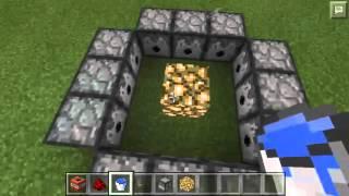 getlinkyoutube.com-Minecraft PE 0.14.0 สอนสร้างสิ่งประดิษฐ์เจ๋งๆ คืออะไรไปดู