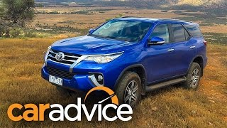 getlinkyoutube.com-2016 Toyota Fortuner Review: First drive