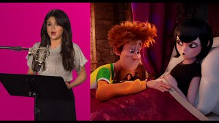getlinkyoutube.com-Hotel Transylvania 2 Behind-The-Scenes Film Matchups - Selena Gomez, Andy Samberg, Kevin James