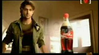 getlinkyoutube.com-Dhoom 2  and Coke Hrithik's new Coke Ad
