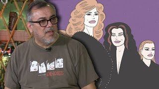 "getlinkyoutube.com-Gilbert Hernandez on ""Love and Rockets'"" Comic Book Return and How Punk Rock Changed His Life"