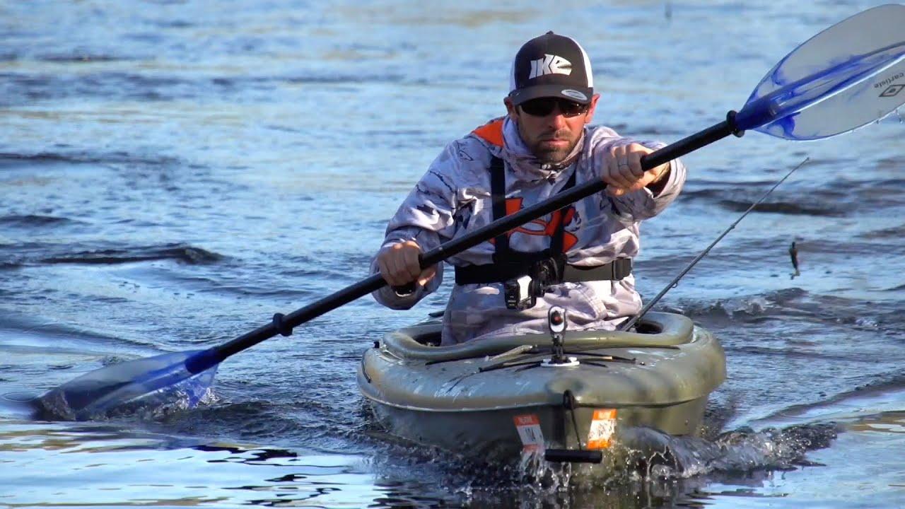 Going ike kayak bass fishing ep 6 bass fishing video for Kayak bass fishing tournaments