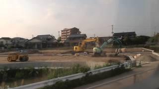 getlinkyoutube.com-西鉄 大牟田線 柳川→大善寺