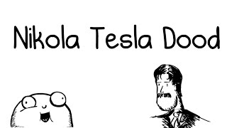 Nikola Tesla Dood - Sarah Donner and The Oatmeal