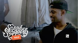 Big Sean fait son shopping de sneaker avec Complex Magazine