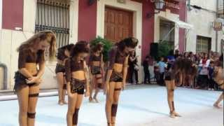 getlinkyoutube.com-Baile Africanas GAMMARIS 2012