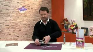 getlinkyoutube.com-Martin Muñoz - Collar de argollas metalizadas