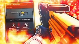 """NEW EPIC X-EON is UNSTOPPABLE on Infinite Warfare! NEW EPIC """"X-EON - WARSIGHT"""" DLC Weapon Gameplay!"""
