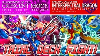 getlinkyoutube.com-Cardfight!! Vanguard G:  Trial Deck Fight - Gear Chronicle vs Pale Moon