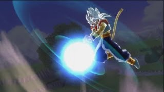 getlinkyoutube.com-Dragon Ball Z Budokai 3 Goku (w/100x Big Bang Kamehameha) All-in-1 Special & Ultimate Attacks [HD]