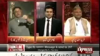 getlinkyoutube.com-hasan nisar & pervej hoodbhoy vs  Farid Ahmad Paracha