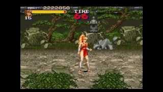 getlinkyoutube.com-ファイナルファイト2 マキ Expert ノーミス Final Fight 2 MAKI Expert ALL no miss