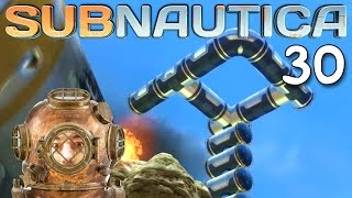 "getlinkyoutube.com-Subnautica Gameplay Ep 30 - ""SEA BASE OMEGA STATION!!!"" 1080p PC"