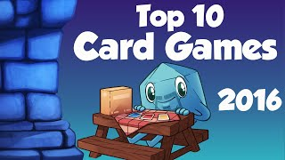 getlinkyoutube.com-Top 10 Card Games