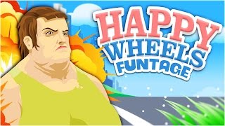 getlinkyoutube.com-Happy Wheels Funny Moments | RKO Outta Nowhere