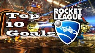 getlinkyoutube.com-Top 10 Goals - Rocket League #1