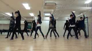 Boyfriend - JANUS mirrored Dance Practice