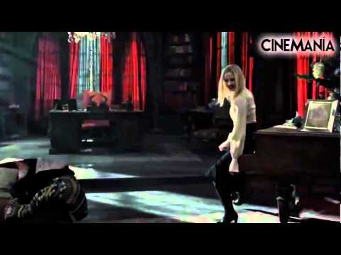 Vídeo-crítica: Sombras tenebrosas (Dark Shadows) - CINEMAN