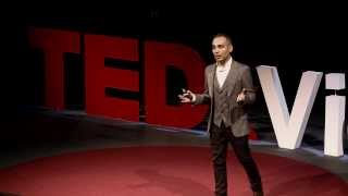 From fashion to technology - creating a new material: Manel Torres at TEDxVienna