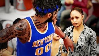 getlinkyoutube.com-NBA 2k16 My Career Gameplay Ep. 30 - OMG Bridges Grabs Girl's Breasts! Dominating The Paint