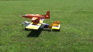 getlinkyoutube.com-R/C Bell X-1 Rocket
