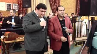 getlinkyoutube.com-Manaf Agayev & Ashiq Eli-Ata seygahi(Sheki toyu deyiwme)