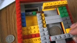 getlinkyoutube.com-Lego Candy Machine V10 *New Mech* Mechanism