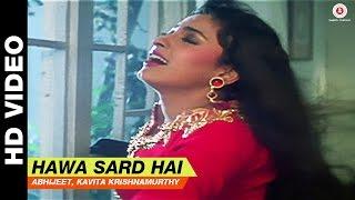 Hawa Sard Hai - Bol Radha Bol  | Abhijeet, Kavita Krishnamurthy | Juhi Chawla & Rishi Kapoor