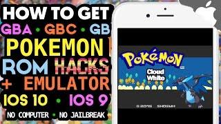 getlinkyoutube.com-NEW! How to Get Pokemon ROM Hack Games on your iOS Device! (NO COMPUTER) (NO JAILBREAK) GBA, GBC, GB