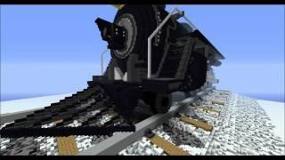 getlinkyoutube.com-The Polar Express in Minecraft