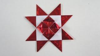 getlinkyoutube.com-TUTORIAL - Christmas Star