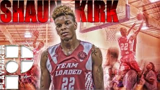 getlinkyoutube.com-Shaun Kirk Shows Up And Blows Up! NC State Bound FREAK Athlete!
