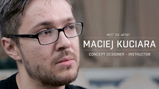 getlinkyoutube.com-Meet the artist: Maciej Kuciara