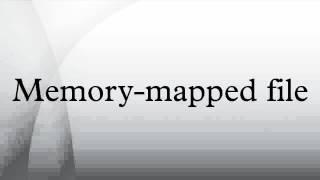 getlinkyoutube.com-Memory-mapped file