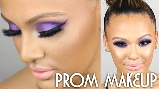 getlinkyoutube.com-PROM MAKEUP TUTORIAL | PatrickStarrr