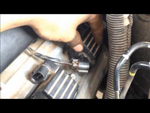 How To Change Spark Plugs on a '99 Honda Passport/ Isuzu Rodeo
