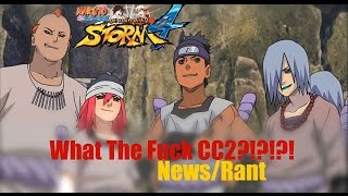 Naruto Storm 4 - WTF DLC Characters Are Sound 4?! Gaara & Shikamaru Story... WTF CC2