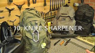 getlinkyoutube.com-Top 10 Things You Forgot To Put In Your Bug Out Bag